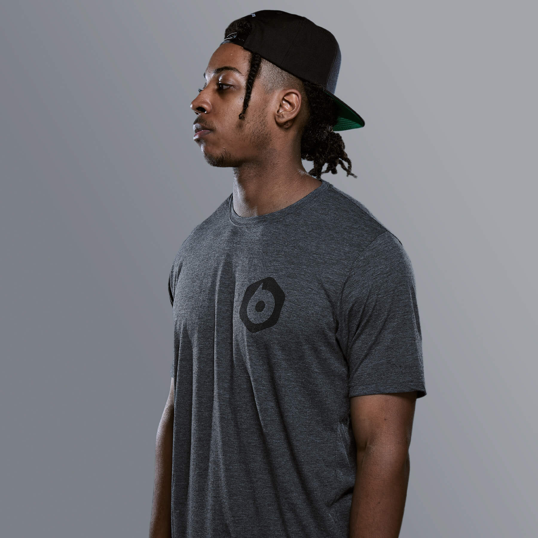Pictomark Tee | Gray