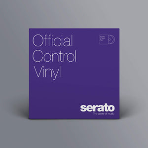 "12"" Serato Standard (Pair) Purple"