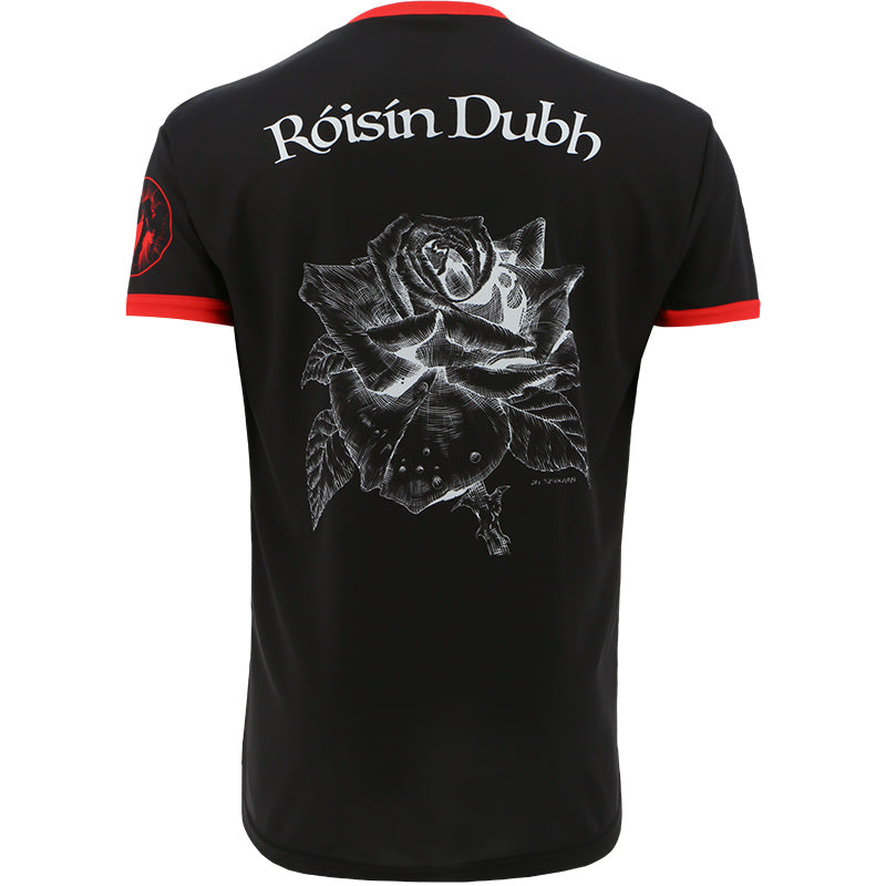 Rosin Dubh Thin Lizzy Womens Football Jersey