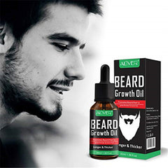 ALIVER Natural Beard Oil