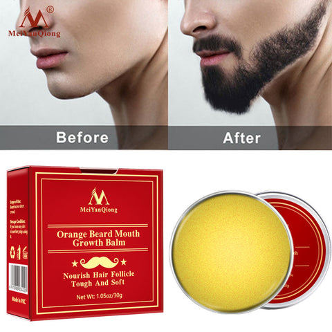 30g Professional Natural Beard Growth Cream