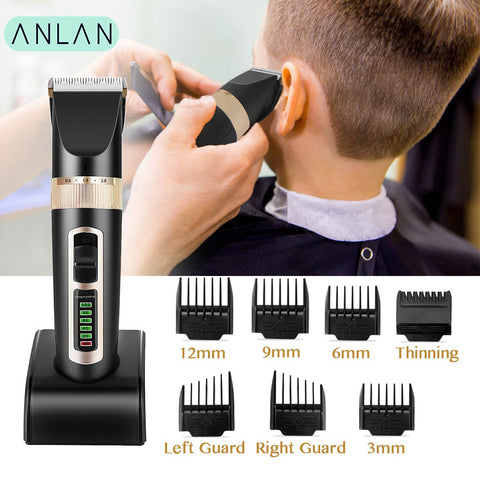 Multifunctional Hair Clipper Trimmer