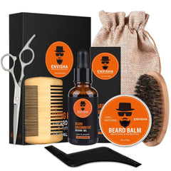 7pcs/set Barba Beard Kit