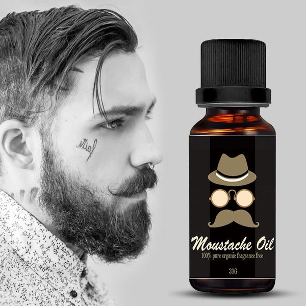 30g Men Beard Growth Oil
