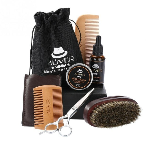 Men Beard Styling Kit