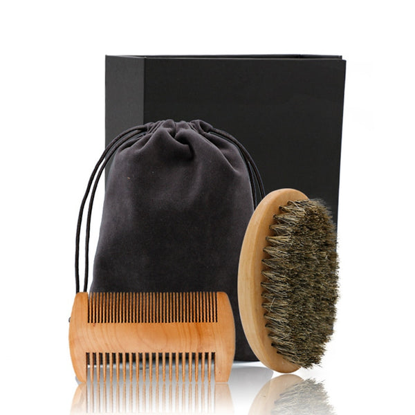 3pcs/set Beard Care Kit