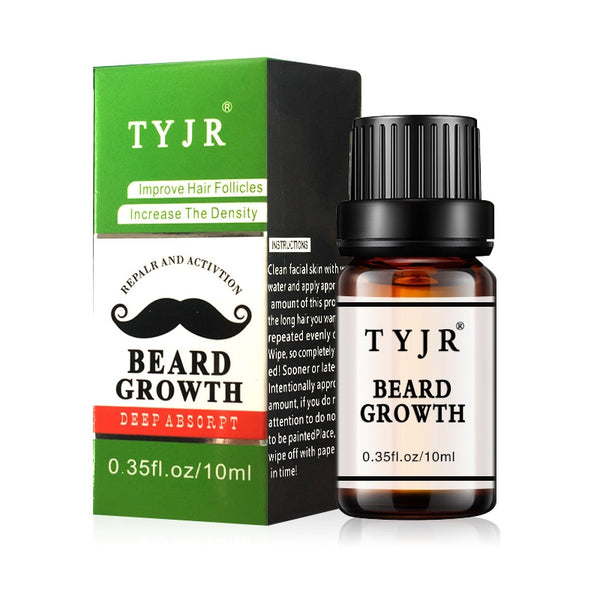 10ml Moustache Treatment Beard Oil