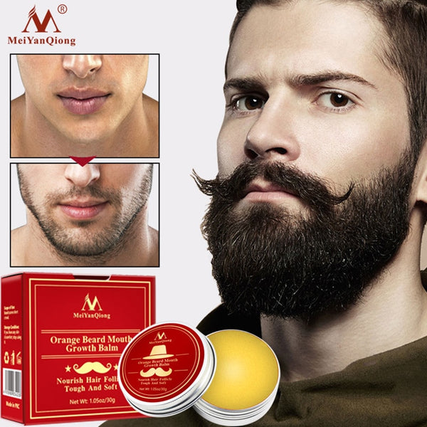 Natural Growth Beard Balm