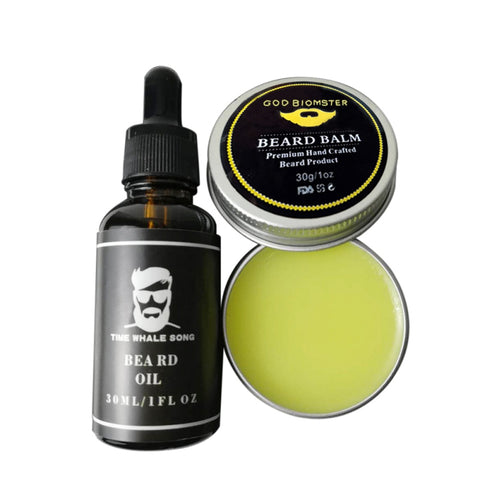 Moustache Grooming Oil