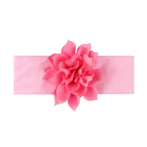 Newborn/Toddler Flower Headband