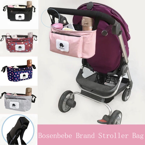 Nylon Waterproof Stroller Bag