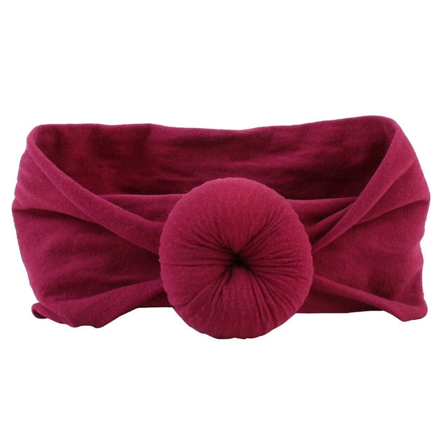 Baby Nylon Turban Headwrap