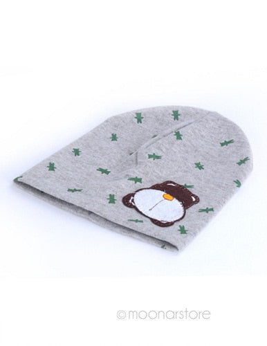 Autumn Cartoon Baby Beanie