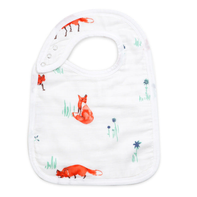Cotton Printed Bib