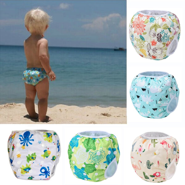 Adjustable Swim Diaper
