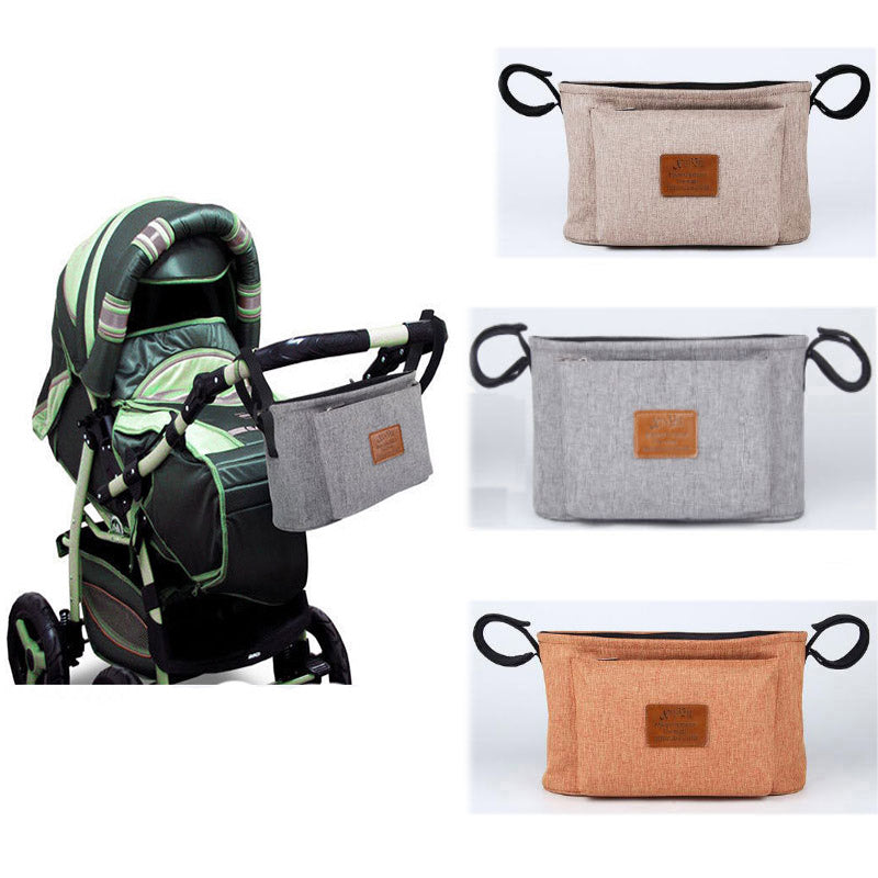 Waterproof Accessory Bag for Strollers