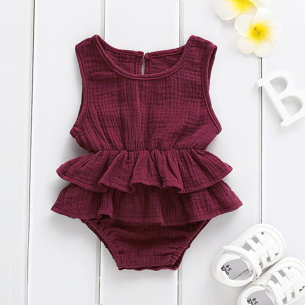Ashley Tutu Romper