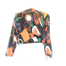 Load image into Gallery viewer, Vintage (ET AL)Pop Art Sequin Blazer
