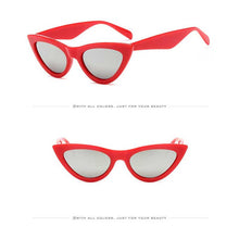 Load image into Gallery viewer, How Bazaar Street Style Cat Eye Sun Glasses