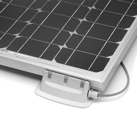 Solar Panel Holder Set with cable gland