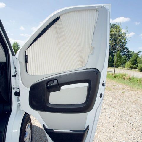 REMI IV SIDE PANELS X250 X290 BEIGE FIAT - DUCATO, PEUGEOT BOXER, CITROËN JUMPER 2011 onwards