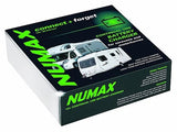 "Numax ""Connect and Forget"" Battery Charger 12V 10AH"