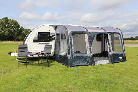 Westfield Gemini Pro air awning 390