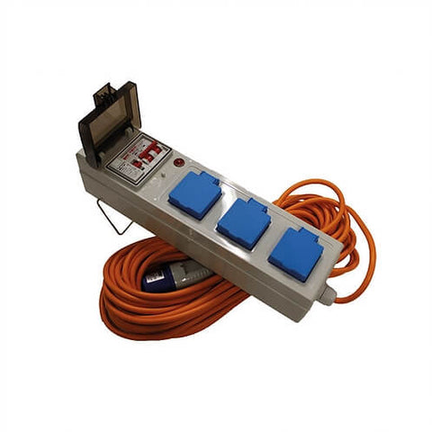 Maypole Mobile Mains Power Unit 230V 10A