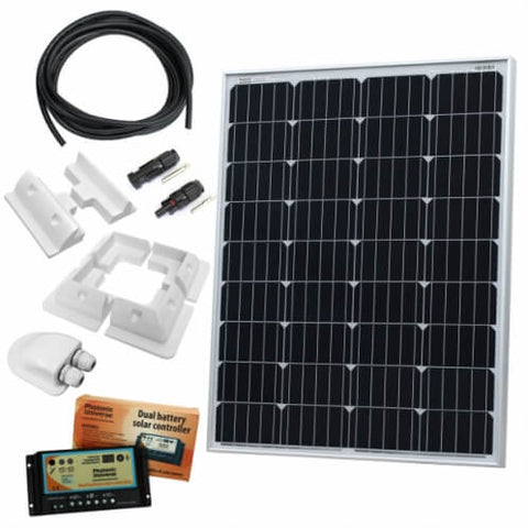 Rigid Solar 12v Solar panel kits