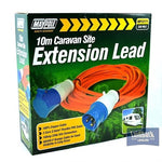 MAYPOLE 10MTR SITE MAINS EXTENSION LEAD