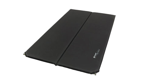 OUTWELL SLEEPIN DOUBLE 5.0 CM Self-inflating mat with easy operating valve
