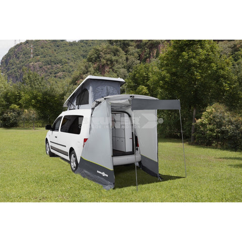 Brunner Pilote VW Caddy tailgate awning
