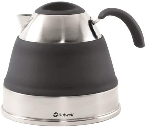 Outwell Collaps Kettle 2.5lt Black