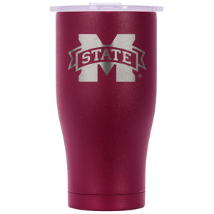 Officially Licensed Collegiate Laser Etched Chasers