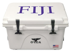 Greek Life Coolers