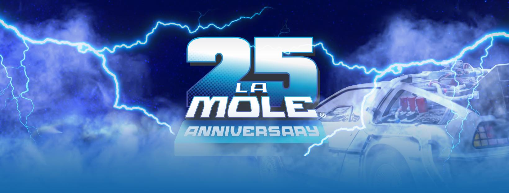 Celebrarán 25 años de La Mole Convention