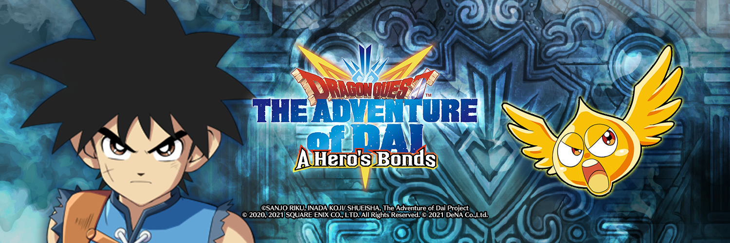 Dragon Quest The Adventure of Dai: a Hero's Bonds llegará a dispositivos móviles