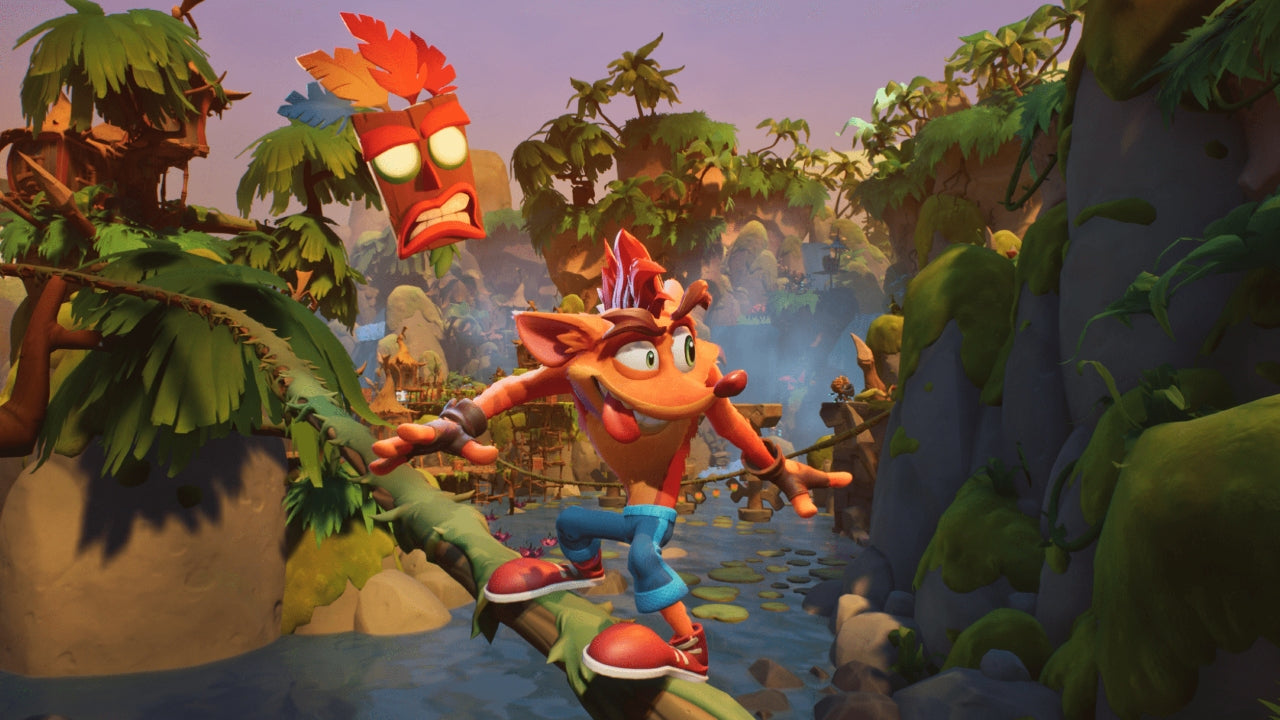 Crash Bandicoot 4: It's About Time recibe su tráiler de lanzamiento