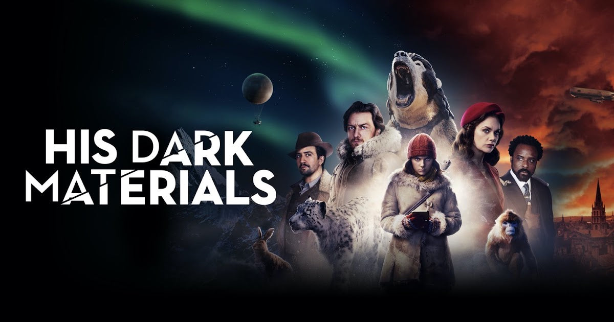 HBO// LA EXPERIENCIA DIGITAL DE HIS DARK MATERIALS SE EXPANDE CON CONTENIDO ESPECIAL