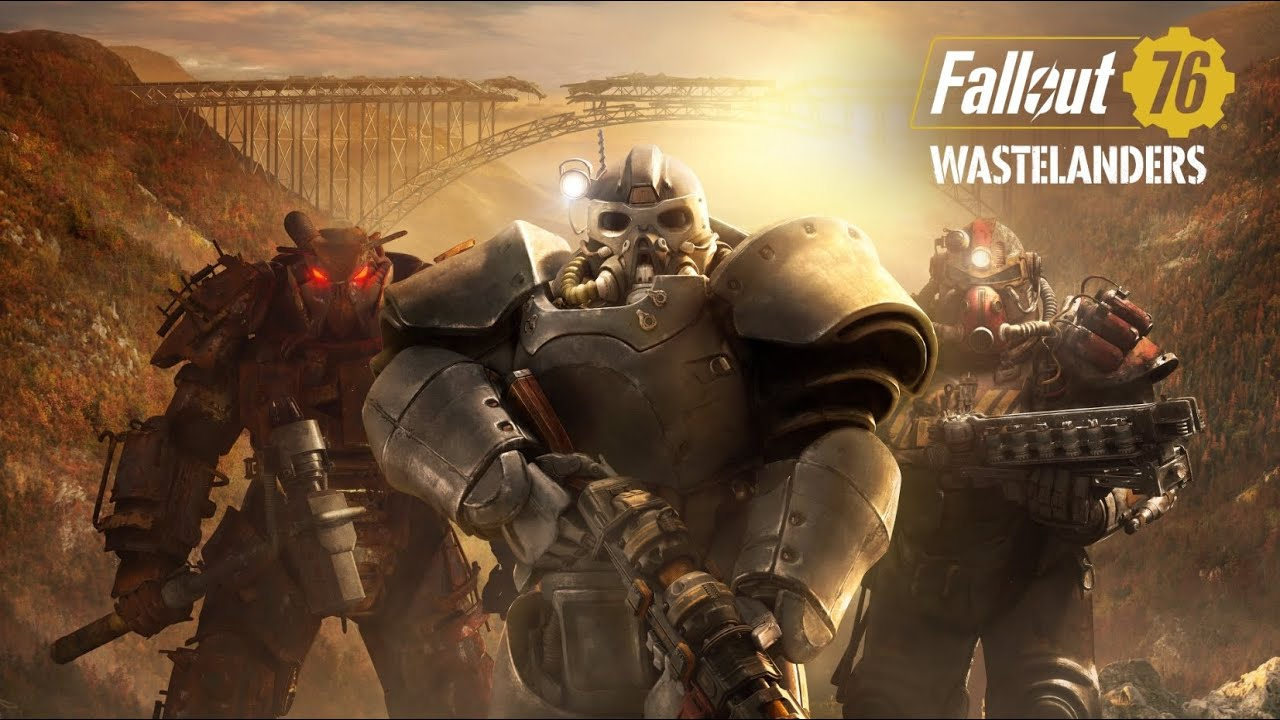 Fallout 76: Wastelanders ya está disponible