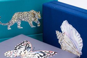 Collaboration: Artist Holly Biörklund for Second Petale -Jewelry Boxes
