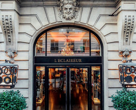 SECOND PETALE Trunkshow at LECLAIREUR PARIS for the Fashion Week