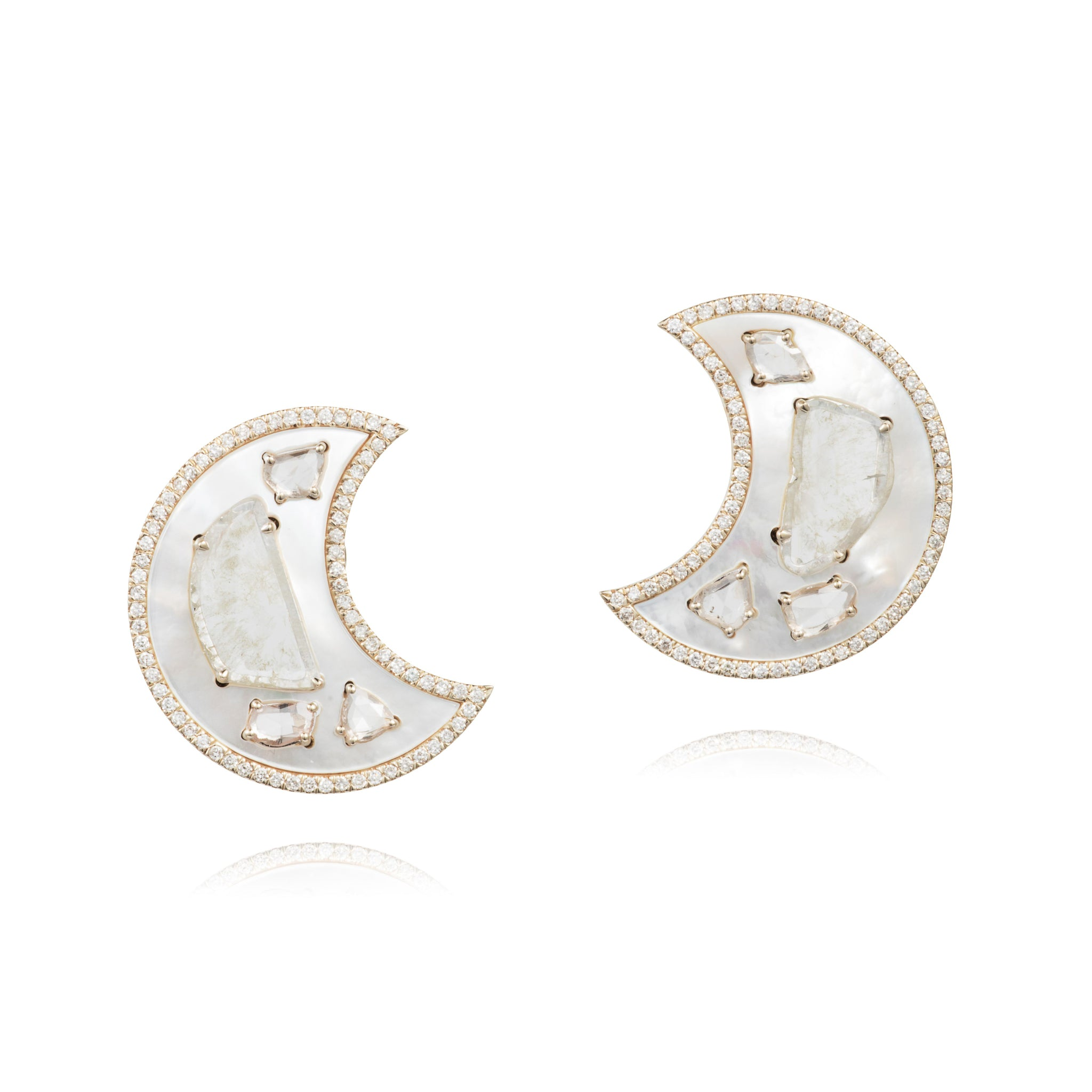 Lunar Diva Earrings