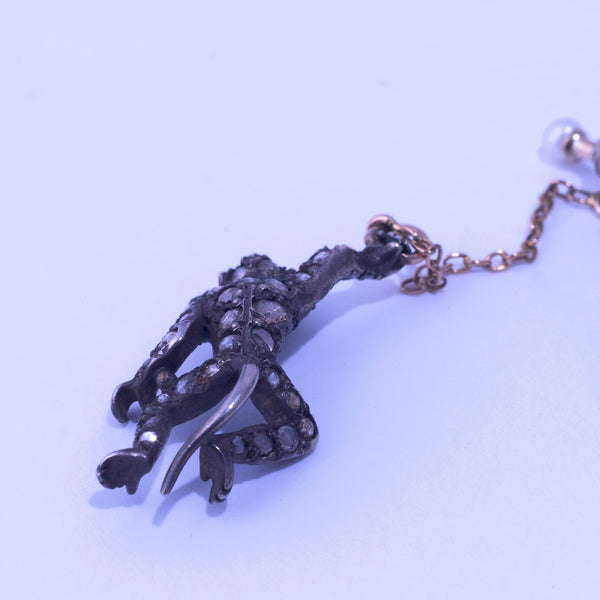 Monkeys Pendant