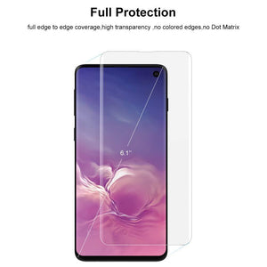 UV Glue Tempered Glass Protector