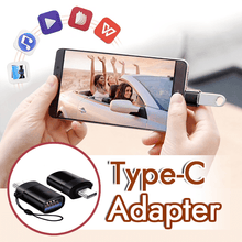 Load image into Gallery viewer, Tpye-C to USB Adapter