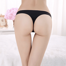 Load image into Gallery viewer, Seamless Unbound Thongs (Set of 5)