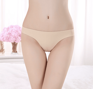 Seamless Unbound Thongs (Set of 5)