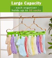 Load image into Gallery viewer, Socks Universal Hanger Organizer