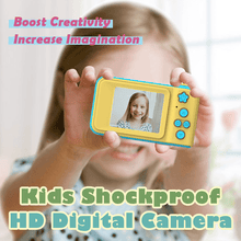 Load image into Gallery viewer, Shockproof HD Digital Camera for Kids